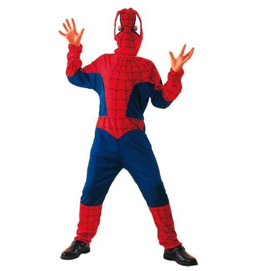 Déguisement spider héros enfant 4-6 ans
