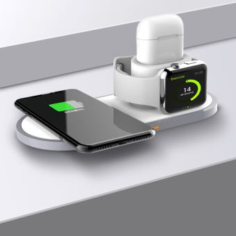 chargeur sans fil iphone iphone