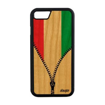 coque iphone 7 silicone monde