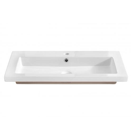 Vasque de salle de bain - 46 x 81 x 14 cm - UM-8070-80