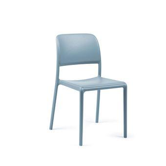 10€87 sur Chaise de jardin colorée & design riva bistrot nardi ...