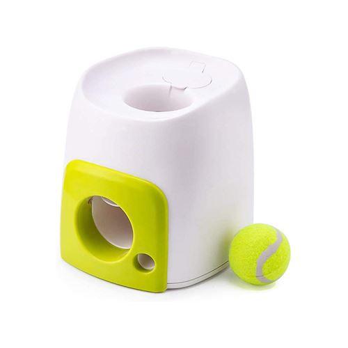 Lanceur automatique de balles de tennis pour chien Hobby Tech