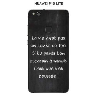 coque huawei p10 citation