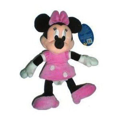 Minnie Mouse Plush - Poupée Minnie Mouse (9 pouces)