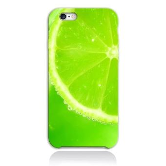 coque iphone 8 plus citron