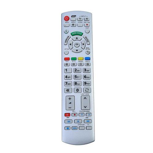 Télécommande De Remplacement Pour Téléviseur Panasonic N2qayb000504 N2qayb000673 N2qayb000785