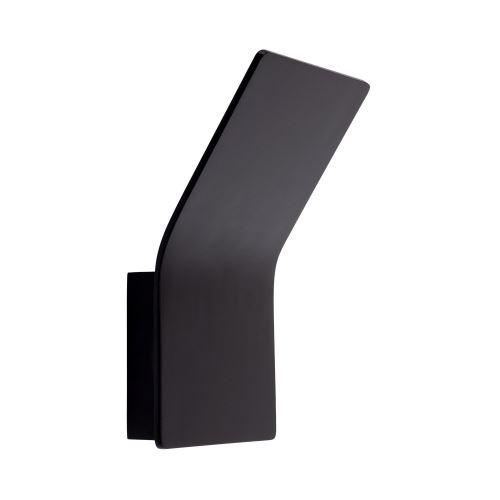 Applique LED Lerna 6W Noire Blanc Chaud 2800K - 3200K