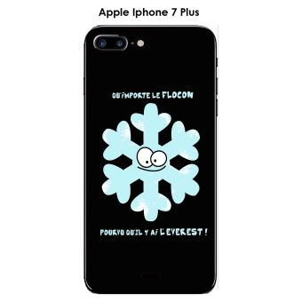 coque iphone 8 flocon