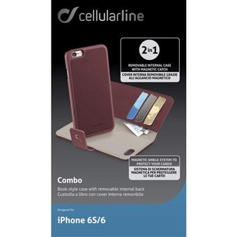 coque iphone xr cellularline