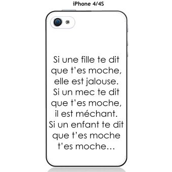 iphone 4 coque apple