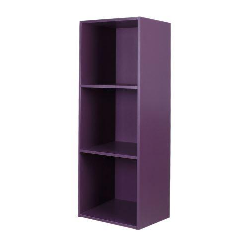 meuble 3 cases avec fond 32 x 30 x 94 cm achat prix fnac