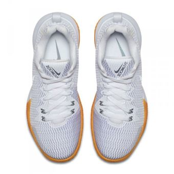 Chaussure de Basketball Nike Zoom Live II Blanc pour Femme