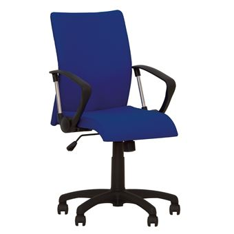 new bureau ergnomiquesynchrone Fauteuilchaise de tissu neo bleu bfgY76y