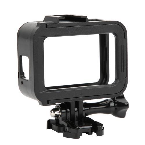 Cadre d'Extension de Protection de Caméra en Silicone pour Caméra d'Action Gopro8