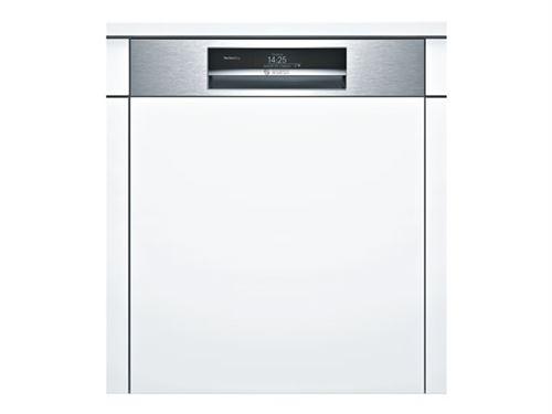 Bosch Serie | 8 SMI88TS46E - Lave-vaisselle - intégrable - acier inoxydable
