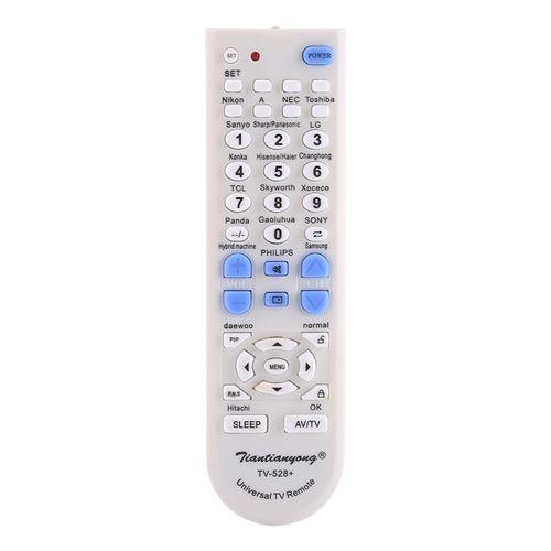 Télécommande De Remplacement universelle pour la plupart des téléviseurs intelligents