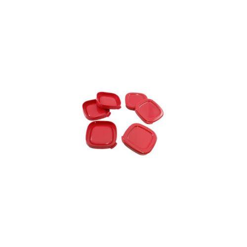 Couvercles x6 pour yaourtiere seb - d970666