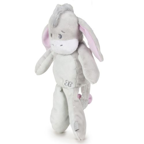 DISNEY - Disney Bebe Winnie the Pooh Eeyore soft Peluche toy 27cm