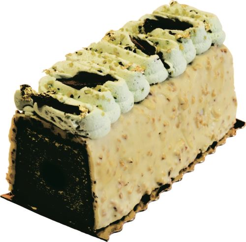 Moule a cake inox avec tube 20x8x8