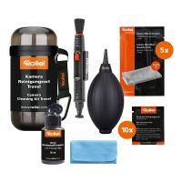 Kit de nettoyage pour le voyage Rollei pour Appareil photo