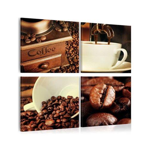 Artgeist - Tableau - Coffee Tasting 80x80