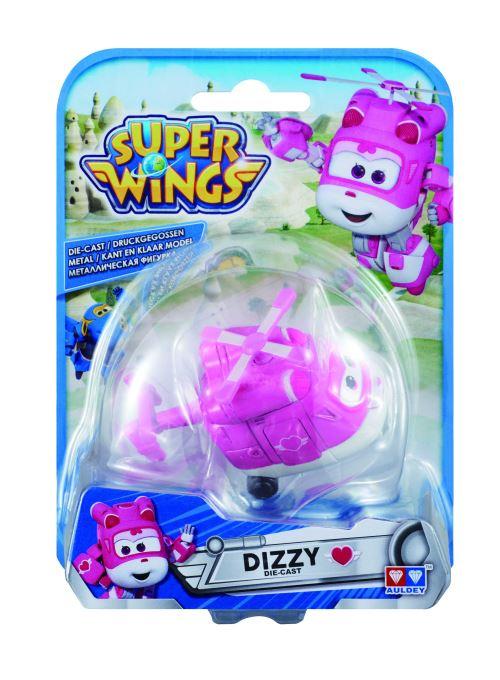 Super wings mini figurine - dizzy - 8 cm sup