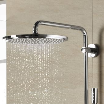 a5ab9b7561cebf GROHE Colonne de Douche avec Mitigeur Thermostatique Rainshower System 310  27966000 (Import Allemagne) - Accessoires salles de bain et WC - Achat    prix   ...