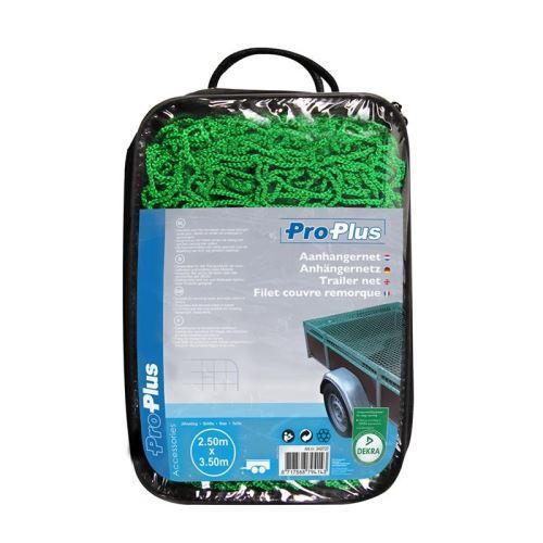 ProPlus filet de remorque 250 x 350 cm vert vert
