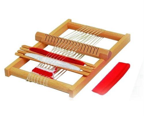 Nic cadre de tissage pour enfants susi 18 cm