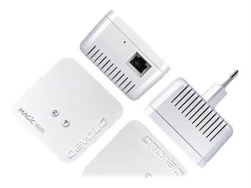 devolo Magic 1 WiFi mini - Starter Kit - pont - HomeGrid -...