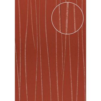 Papier Peint A Rayures Atlas Col 865 3 Papier Peint Intisse Lisse