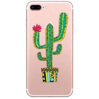 iphone 7 coque cactus