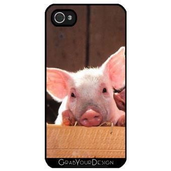 coque cochon iphone 5