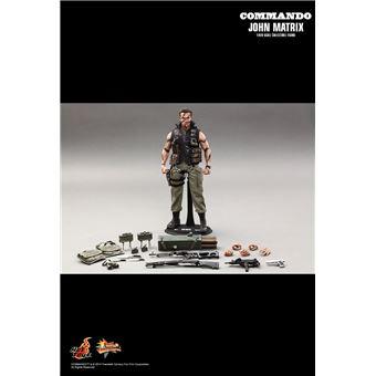 timeless design low cost wholesale outlet Hot Toys MMS276 - Commando - John Matrix - Accessoire PDA et ...