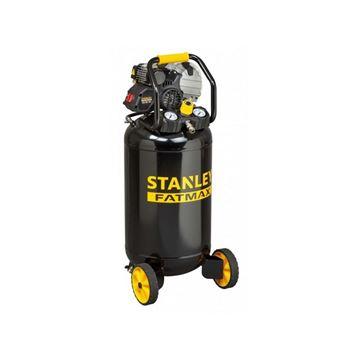 Stanley Hy227 10 50 V Compresseur Vertical Lubrificato 50 Litres Hp2 10bar