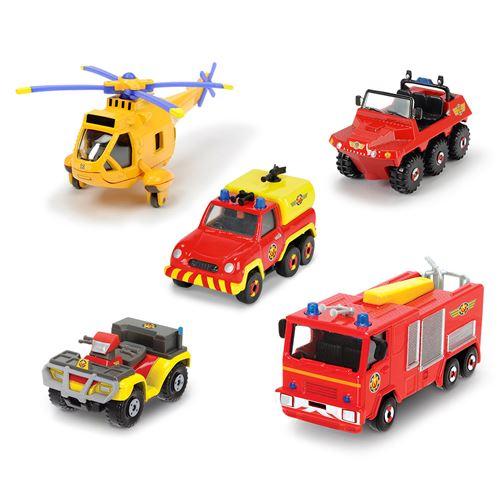 Pompier Sam Véhicules, 5ème.