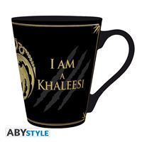 ABYstyle GAME OF THRONES - Mug I am not a princess 340 ml