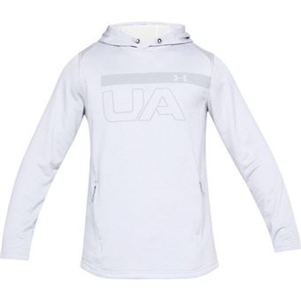 Sweat à capuche Under Armour MK1 Terry Graphic Hoodie Blanc