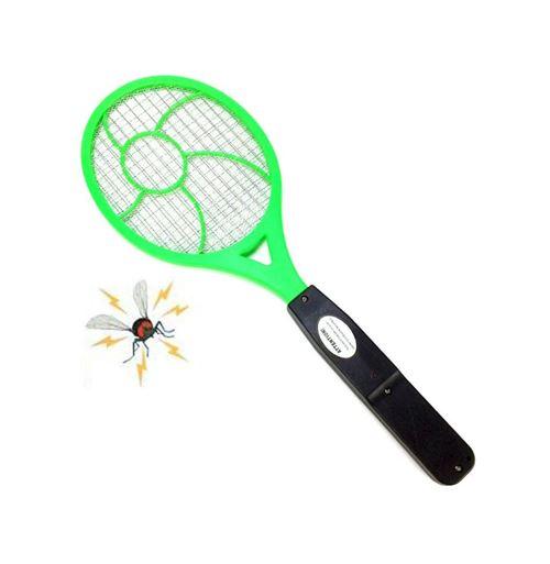 Raquette anti-moustique - Coloris aléatoire
