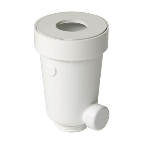 Siphon urinoir Nicoll PVC PRESTO référence QUYF.