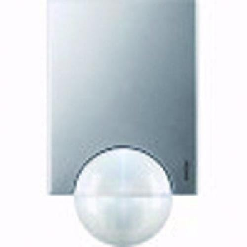 Schneider Electric Merten sans fil détecteur de mouvement Argus 220, 16 m, 230 V, Meg 5628 Aluminium 3160 (lot de 4708096