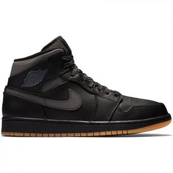 sale retailer 6a19e 8cccc Chaussure de Basket Air Jordan 1 Mid Winterized Noir pour homme Pointure -  45 - Chaussures et chaussons de sport - Achat   prix   fnac