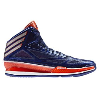 Chaussure 3 Adidas Adizero Basket De Bleuorange Crazy Light CxhrdtQs