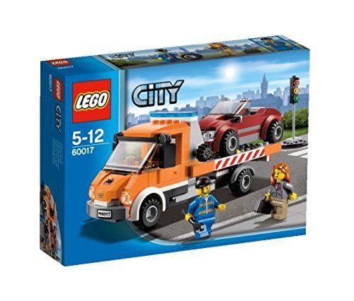 LEGO City 60017 - La dépanneuse
