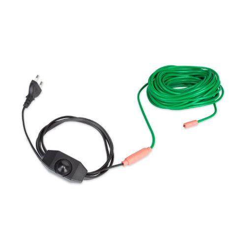 Waldbeck Greenwire Select 12 Câble chauffant 12m pour plantes - Thermostat IP68