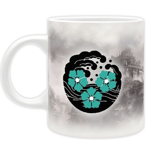 Abystyle mug for honor samourais - 320 ml abymug361