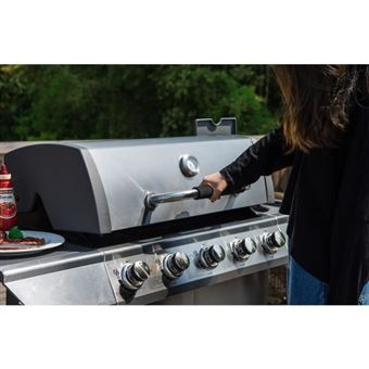 COOKING BOX Barbecue gaz DUKE – 5 Feux side –
