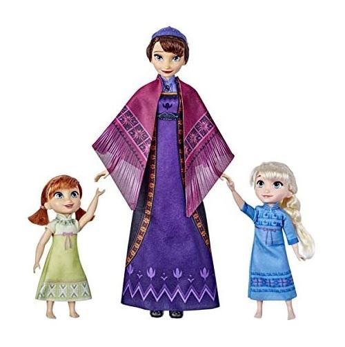 Pack Disney Frozen La Reine des Neiges 2 Queen Iduna Lullaby
