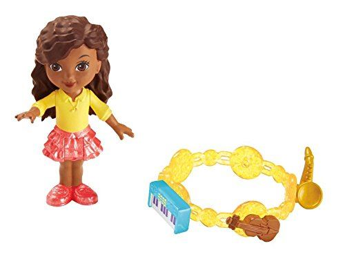 Fisher-Price Dora and Friends - Emmas Music Adventure Charms