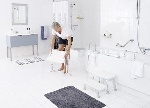 Badausstattung RIDDER-Tabouret de salle de bain ...